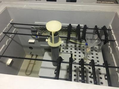 富峰汽配订购单的复合式盐雾盐雾机